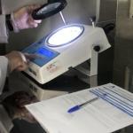 Análise microbiológica de ar