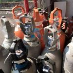 Fornecimento de gases medicinais