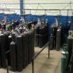 Fornecedores de gases industriais