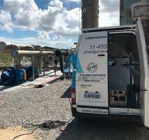 Análise de biogás