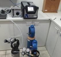 Empresa de análise de gases